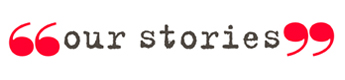 Our Stories Logo - Link to homepage